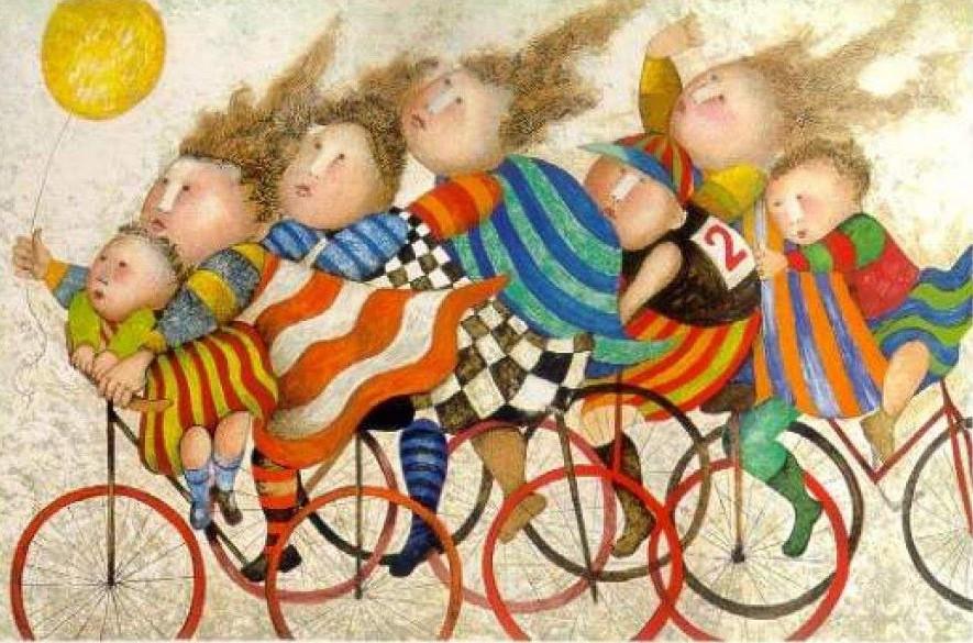 bisikletliler